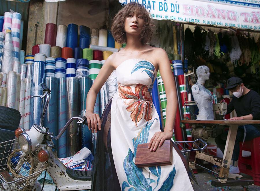 Trang Kieu Tiny Ink - elle vietnam 13