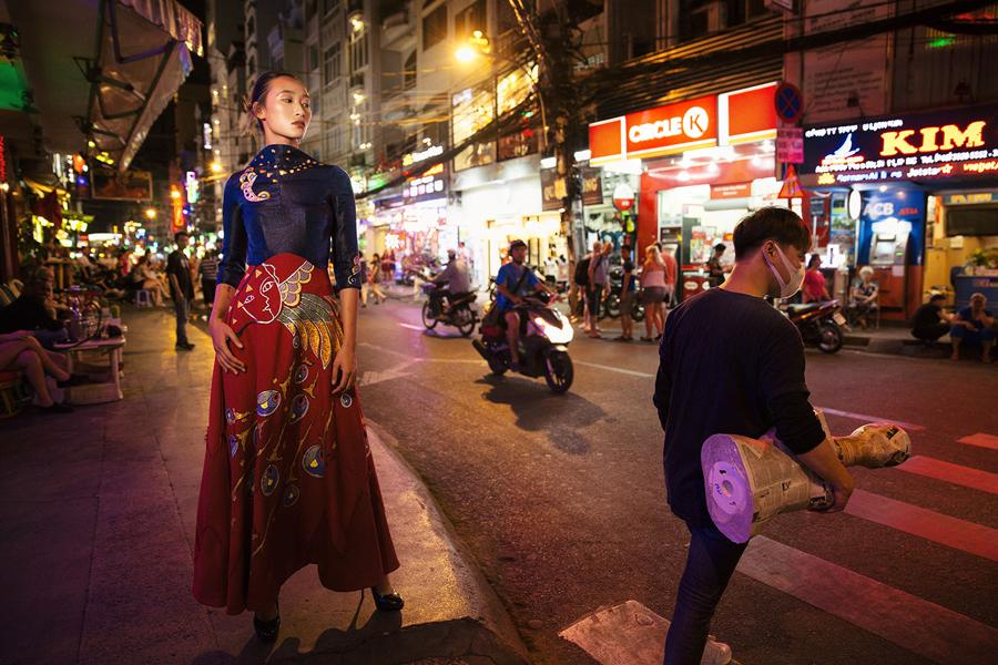 Trang Kieu Tiny Ink - elle vietnam 14