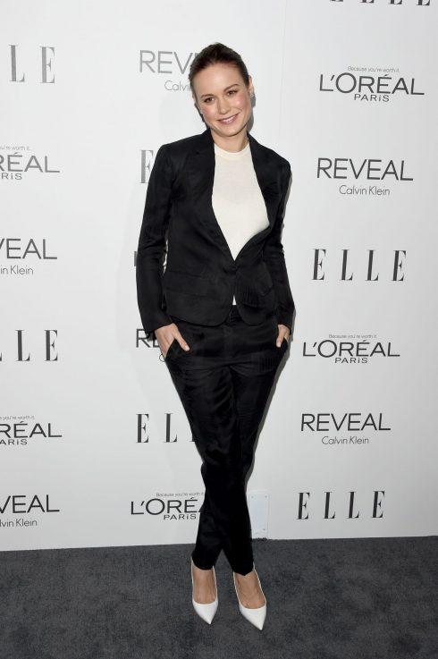 Phong cách thời trang của Brie Larson