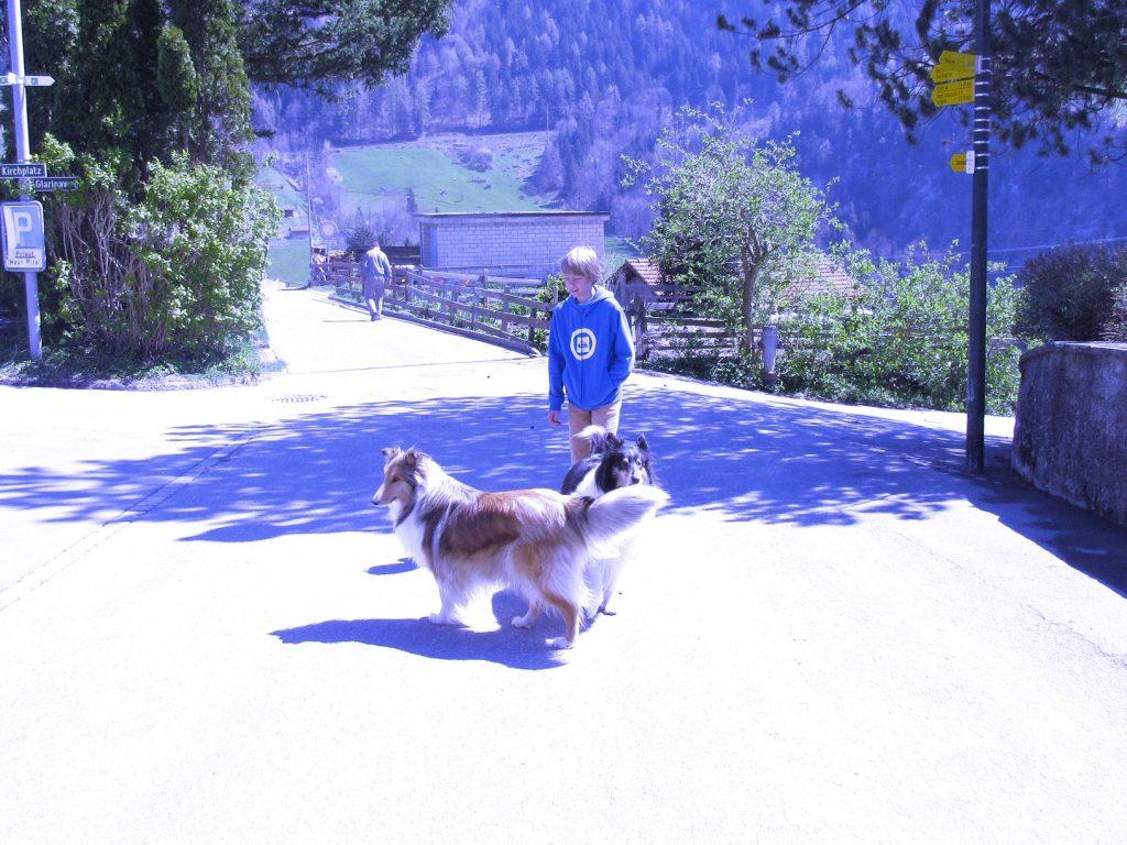 Du lịch phố núi Thụy sĩ