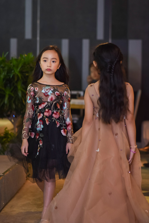 Xuan Lan Vietnam Junior Fashion Week 2017-14