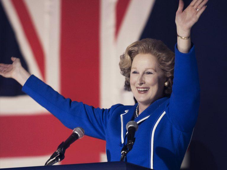 Phim của nữ diễn viên Meryl Streep - The Iron Lady