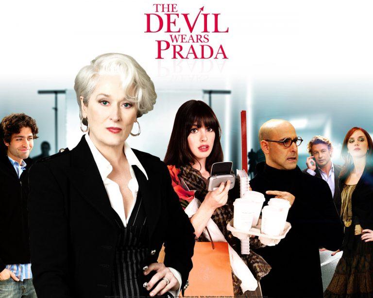Phim của nữ diễn viên Meryl Streep - The Devil Wears Prada