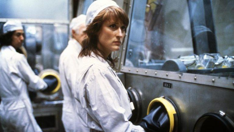 Phim của nữ diễn viên Meryl Streep - Silkwood.