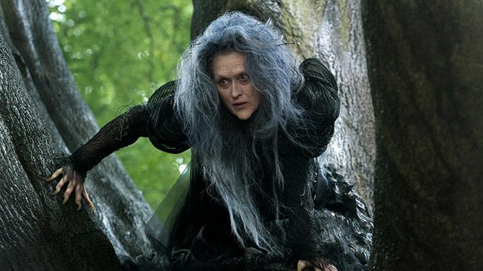 Phim của nữ diễn viên Meryl Streep - Into The Wood