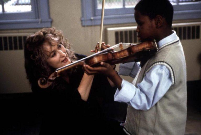Phim của nữ diễn viên Meryl Streep - Music Of The Heart.