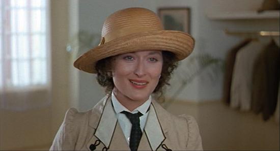Phim của nữ diễn viên Meryl Streep - Out Of Africa.