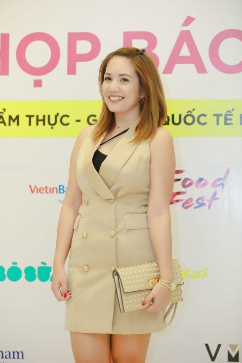 Giọng ca Vietnam Idol 2016 - Janice Phương sẽ trình diễn tại sự kiện.
