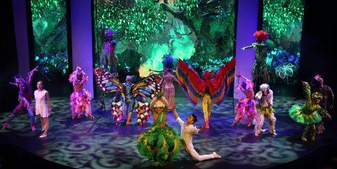 """Ionha Show - một show """"must see"""" khi đến Hà Nội sẽ lần đầu tiên được trình diễn ở sân khấu ngoài trời."""