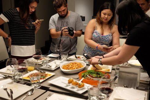 Vòng chung kết của cuộc thi nấu ăn Easy Cooking sẽ diễn ra trong 3 ngày của sự kiện.