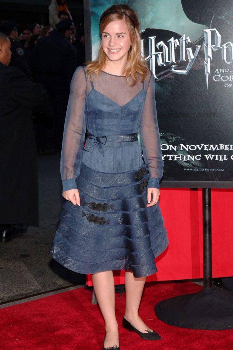Sự lột xác của Emma Watson