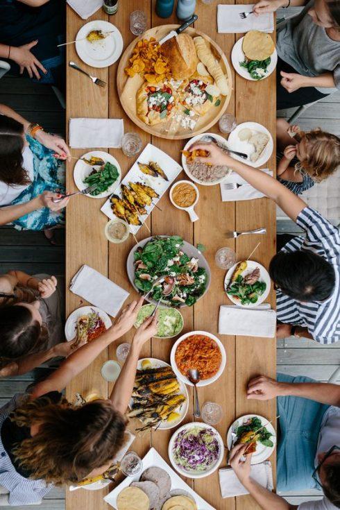 Học hỏi 10 cách ăn uống thông minh như phụ nữ Pháp ELLE VN