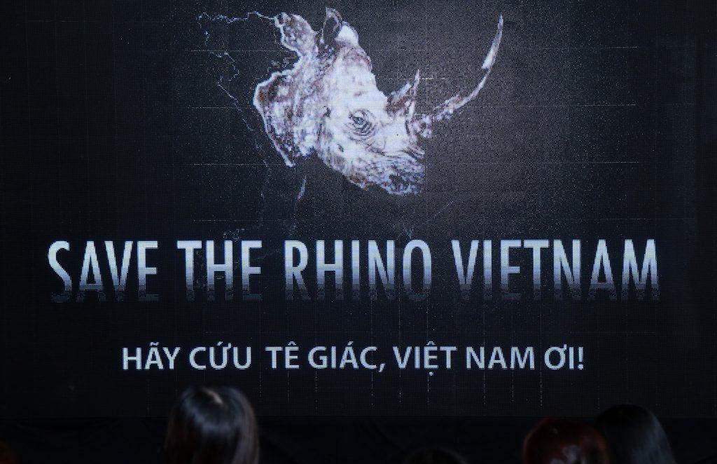 Thông điệp BTC muốn gửi đến tất cả mọi người - Hãy cứu Tê Giác, Việt Nam ơi!