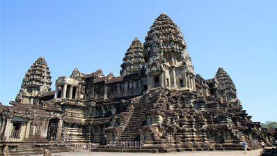 Tìm hiểu quần thể Angkor Wat: Đền Preah Vihear