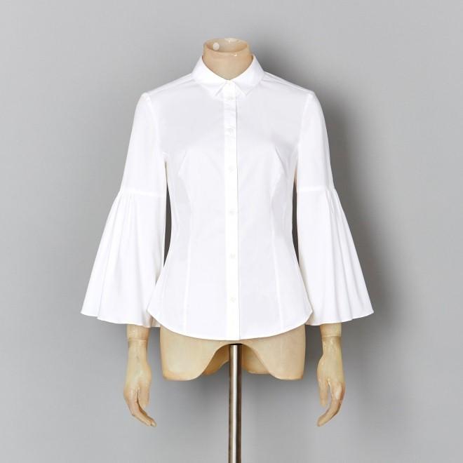 karen millen white shirt - elle vietnam 10