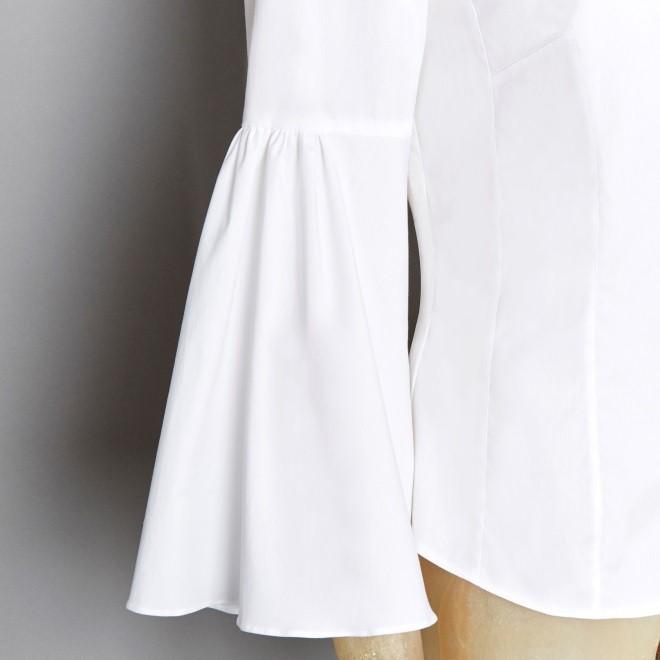 karen millen white shirt - elle vietnam 11