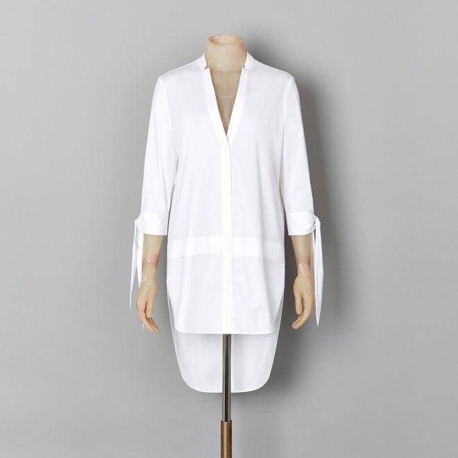 karen millen white shirt - elle vietnam 6