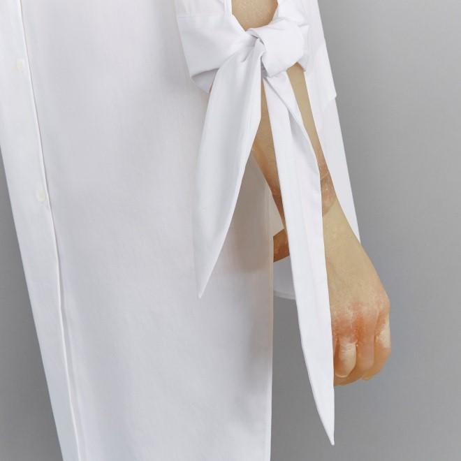 karen millen white shirt - elle vietnam 7
