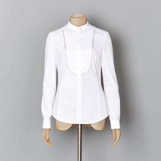 karen millen white shirt - elle vietnam 8