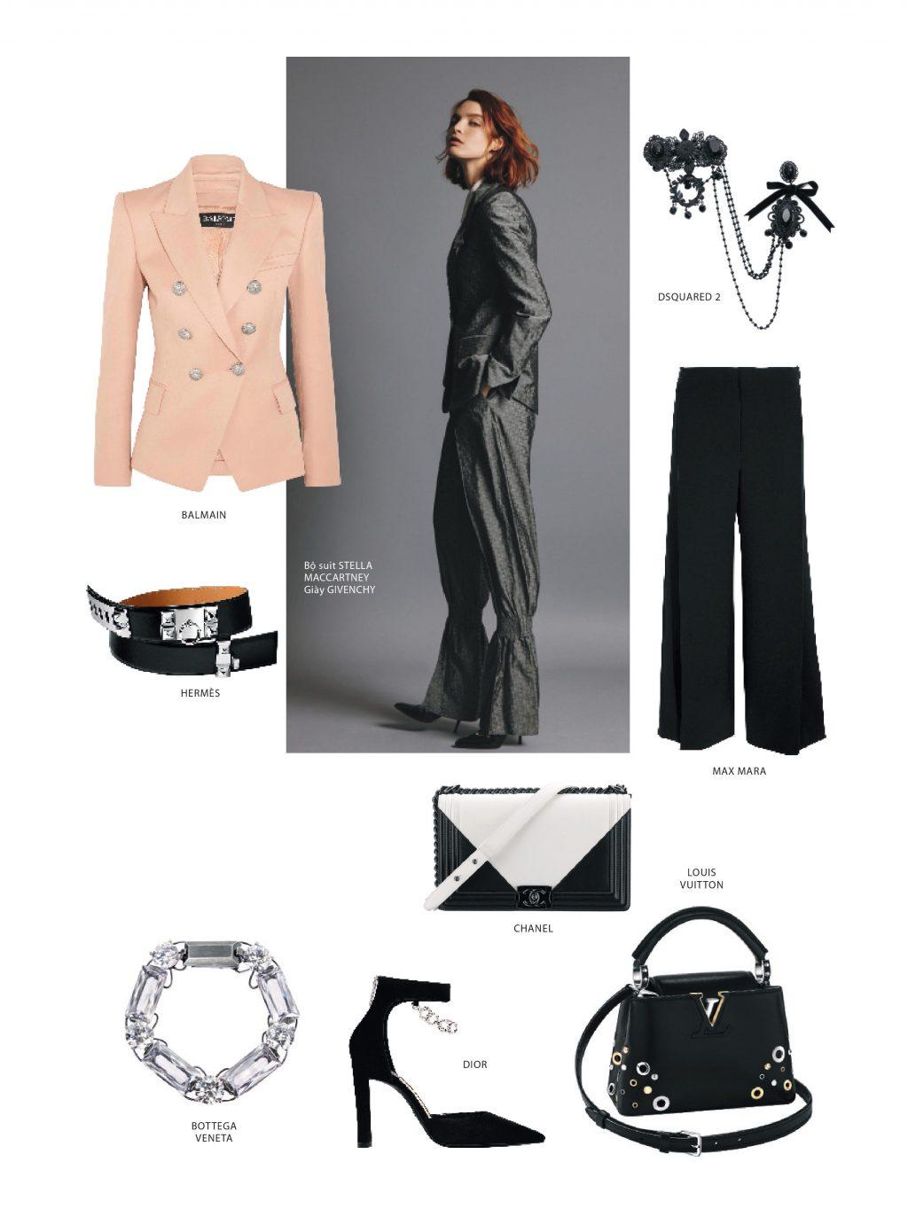 Phong cách thời trang: Mạnh mẽ cùng xu hướng suit 2017