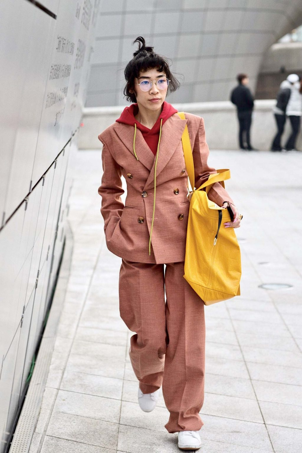 Tuần lễ thời trang Seoul – Mảnh đất mới của fashionista Việt