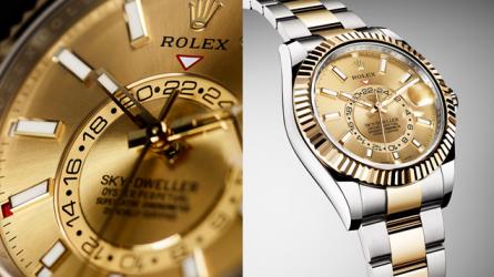 Những thiết kế hàng đầu của đồng hồ Rolex tại Baselworld 2017