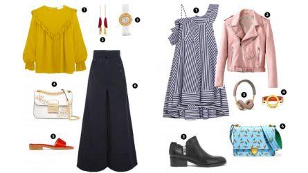 ELLE Style Calendar: Trang phục thời trang bèo nhún quay trở lại (17/04-23/04)