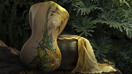5 nhiếp ảnh gia chụp ảnh nude nghệ thuật gạo cội của Việt Nam 26 hình ảnh đẹp đến nghẹt thở dù không chỉnh sửa Photoshop