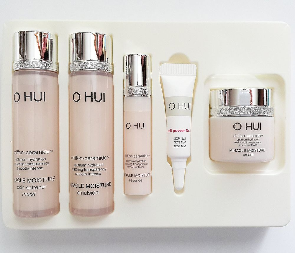 Ohui Miracle Moisture KIT