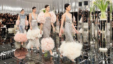 Chanel Haute Couture Xuân - Hè 2017 & Giấc mơ trở lại