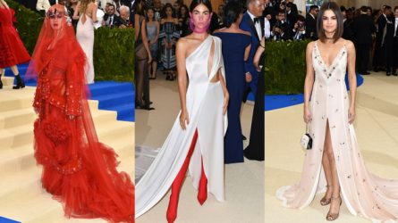 Thời trang thảm đỏ ấn tượng của các ngôi sao tại Met Gala 2017