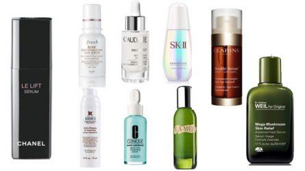 10 loại serum căng bóng da mặt đáng để các nàng trải nghiệm