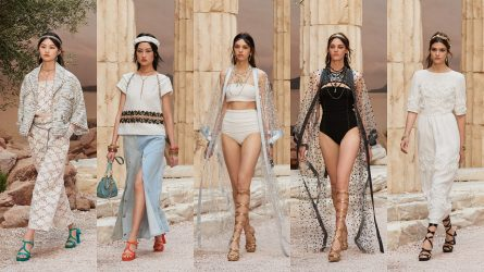 BST Chanel Cruise 2018: