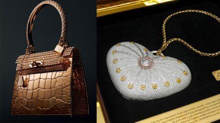 Top 10 chiếc túi xách thời trang xa xỉ đắt giá nhất hành tinh