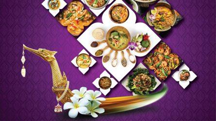 Khách sạn Windsor Plaza: Lễ hội ẩm thực & văn hóa Thái Lan