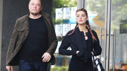 Có gì thú vị trên trang Instagram của Elon Musk, bạn trai tỷ phú của Amber Heard?