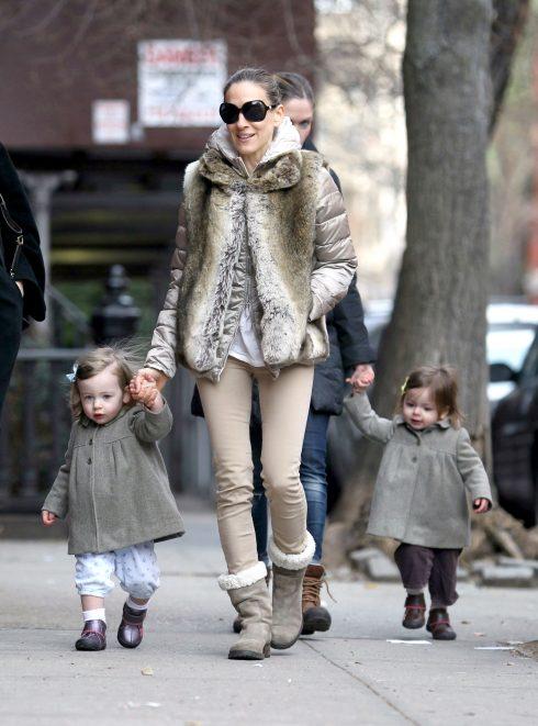 10 cặp mẹ con có gu thời trang đẹp nhất làng giải trí - 14