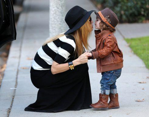 10 cặp mẹ con có gu thời trang đẹp nhất làng giải trí - 37