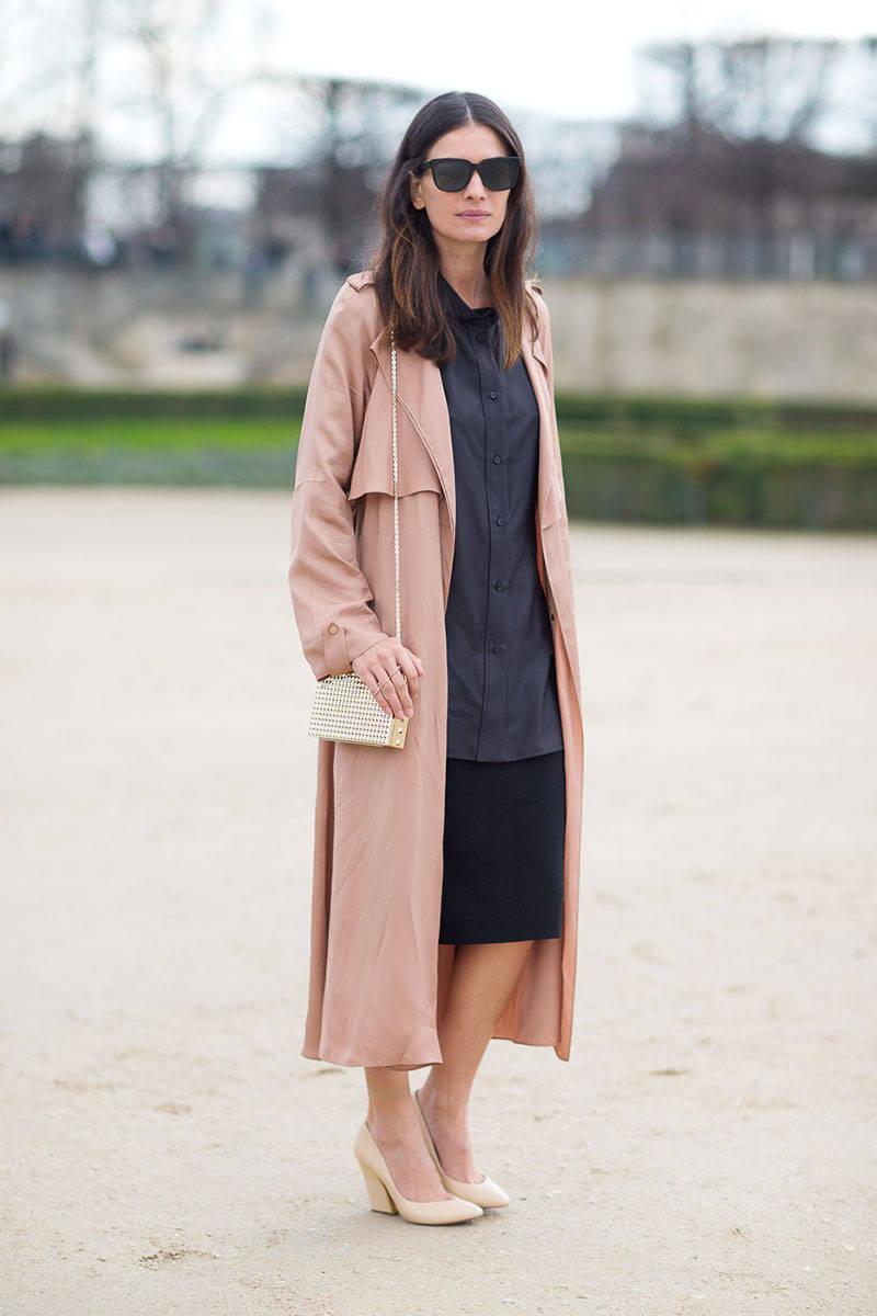 Những lưu ý khi mix&match trang phục màu trung tính