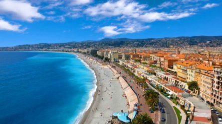 Du lịch Pháp thăm Nice - Thành phố biển mộng mơ