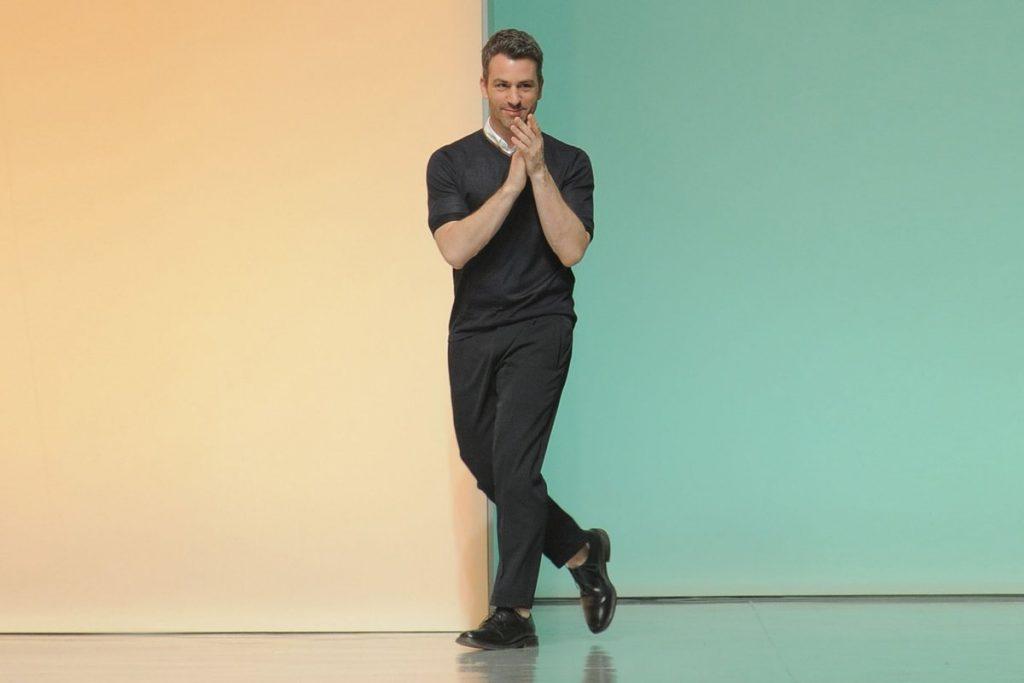 Nhà thiết kế Paul Surridge - Giám đốc sáng tạo mới của Roberto Cavalli.