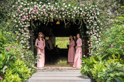 Flamingo – Vương quốc hoa hồng quý đầu tiên tại Việt Nam