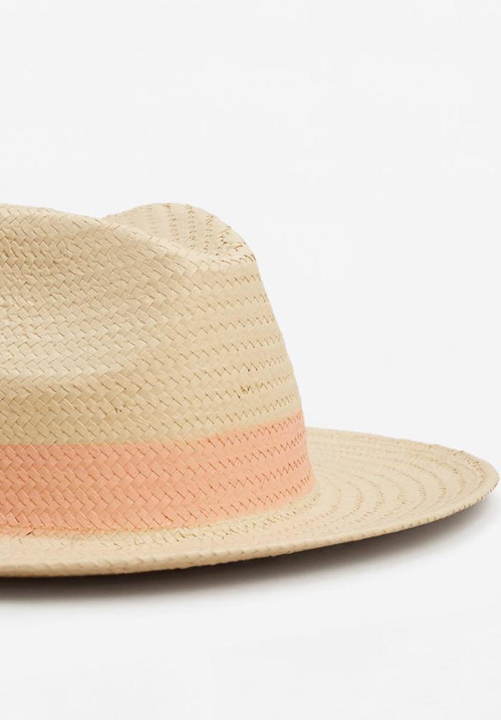 Mũ cói Mango