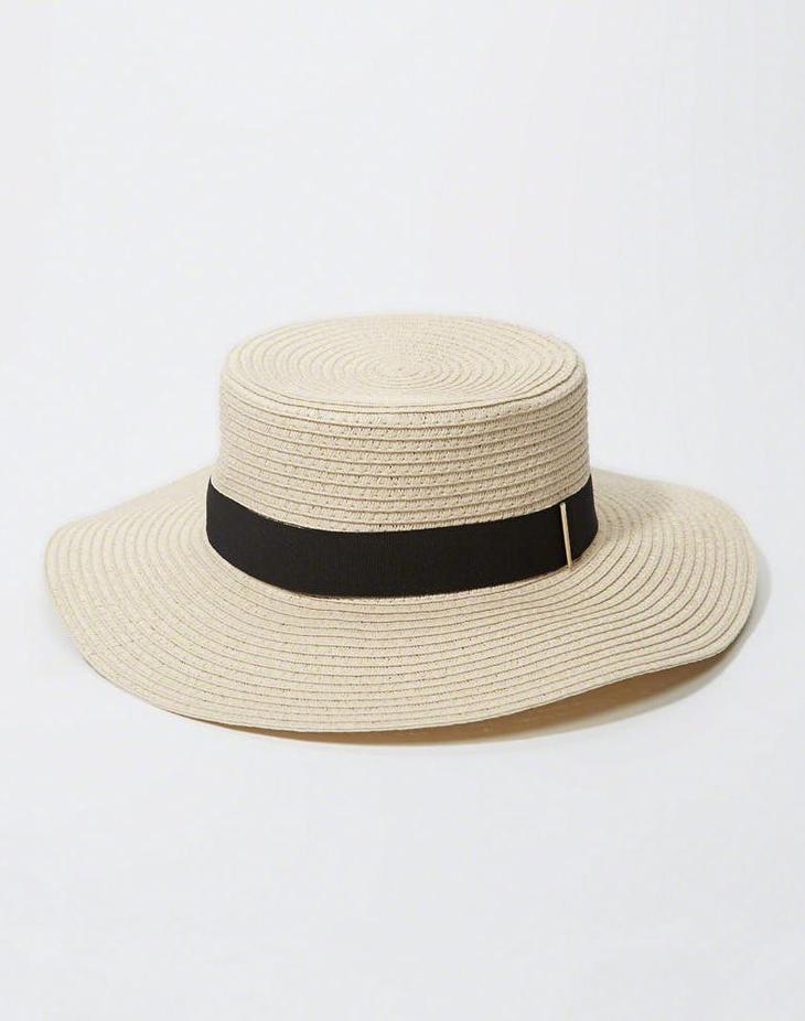 Mũ cói Abercrombie & Fitch
