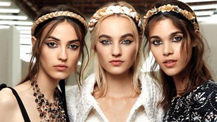 Chanel Cruise 2018 mang đến xu hướng làm đẹp nổi bật nào?