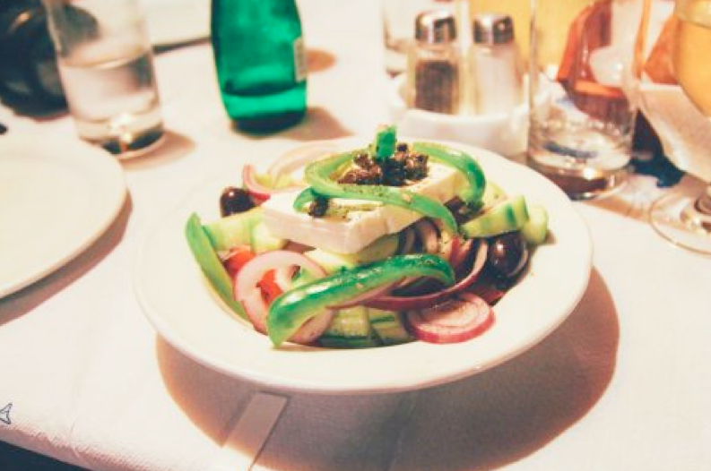 Các loại salad