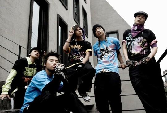 Taeyang luôn mang một phong cách cá tính trong mỗi shoot hình