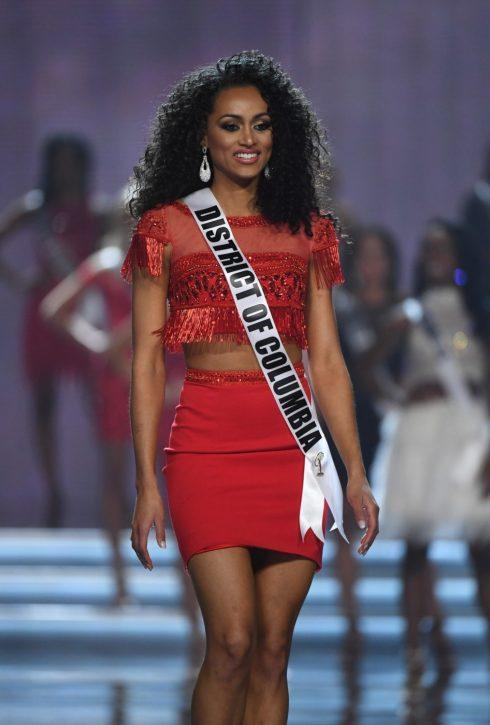 Hoa hậu Mỹ 2017, Kara McCullough - 01