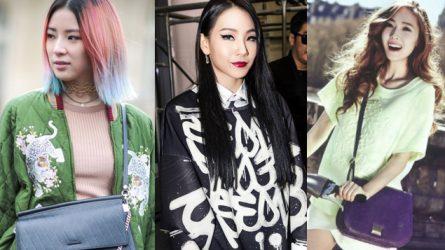 6 icon thời trang đình đám bậc nhất Hàn Quốc
