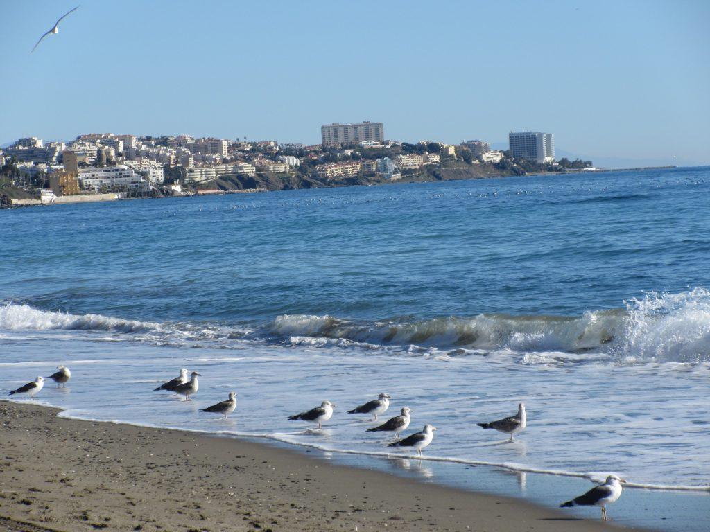 Biển Địa Trung Hải, Tây Bạn Nha